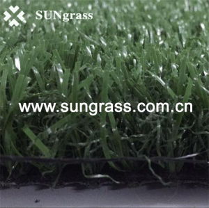 30mm New Artificial Grass Without Filling Silicone Sand for Sports or Football (SUNJ-AL00018) pictures & photos