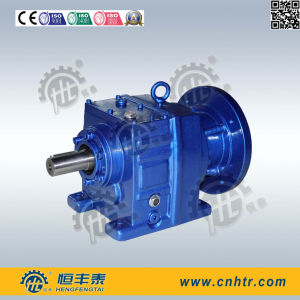 R Series Coaxial Mining Reducer Applied in Scraper for Flotation Machines