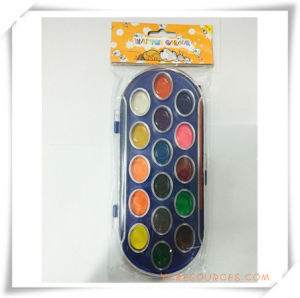 Colorful Promotional Solid-Dry Watercolor Paint Set for Promotion Gift (OI33013) pictures & photos