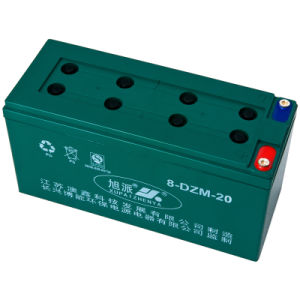 Xupai Lawn Tractor Battery 36V20ah 6-Dzm-20 (CE, ISO9001, ISO14001)