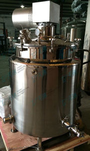 Stainless Steel Mixing Tank for Oculentum Production