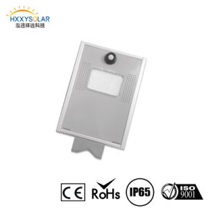 20W 15W 8W 6W Shenzhen LED Lamp Integrated Solar Street All in One Light pictures & photos