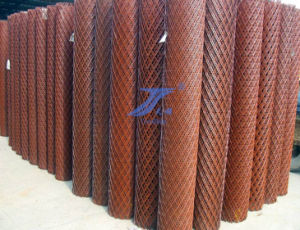PVC Expanded Metal Fence Roll pictures & photos
