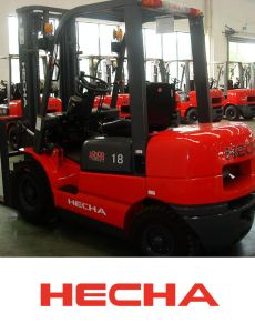 1.8 Ton Diesel Forklift Truck (FD18T-HGA3) pictures & photos