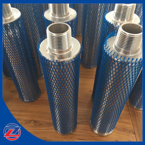 Stainless Steel Wedge Wire Screen Filter Element for Water Treatment System pictures & photos