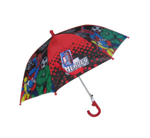 Cartoon Whistle Children Umbrella (CU011) pictures & photos
