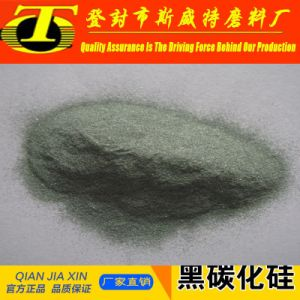 Conscience Green Silicon Carbide Supplier in Abrasives and Refractory pictures & photos