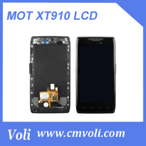 Mobile Phone LCD with Touch Screen for Motorola Xt910 pictures & photos