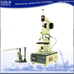 Gd-2801c Low Price Digital Laboratory ASTM D5 Petroleum Products Penetrometer pictures & photos