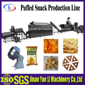 Core Filling Food Puffed Snack Production Extruder