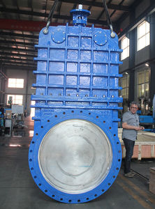 Stainless Steel Knife Gate Valve-Bidirectional Knife Gate Valve pictures & photos