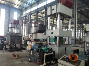 Folding Machine Four Column Hydraulic Press Y32-630t pictures & photos