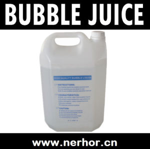 5L Bubble Liquid Juice Oil for Stage DJ Party Effect (Bubble-ARPPORO)