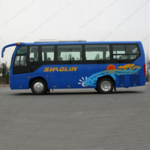 40 Seats New Design Bus Slg6840c3e for Africa Market pictures & photos