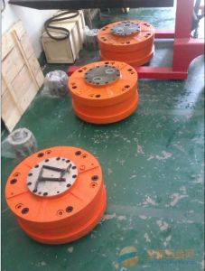 Sai Gm1 Radial Piston Hydraulic Motor pictures & photos