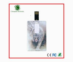 Custom Credit Card USB Flash Disk Flash Memory Pen Drive