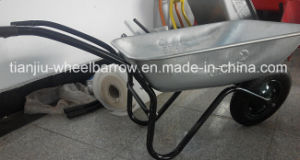 Strong Wheelbarrow for Russian Market Wb5206 pictures & photos