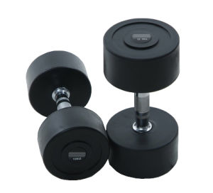 Rubber Dumbbells Gym Dumbbells Fitness Equipment Gym Equipment pictures & photos
