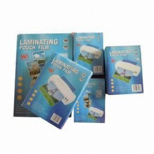 Glossy Pet Laminating Pouch Film