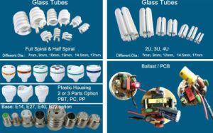 LED Lamp 15W 18W 23W 3u Shape 3000h E27/B22 220-240V Compact Bulb pictures & photos
