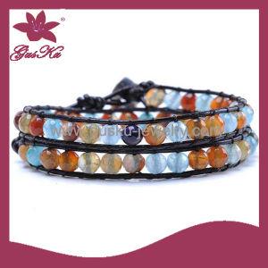 Fashion Beads Bracelet (2015 Wvb-121) pictures & photos