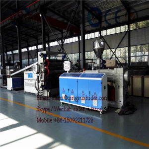 PVC Marble Sheet Machine pictures & photos