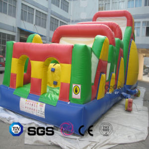 Coco Water Design Inflatable Obstacle Combination LG9082