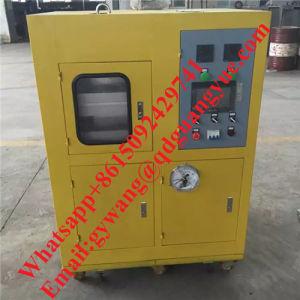 New Design 25ton Lab Rubber PVC Moulding Press Machine pictures & photos