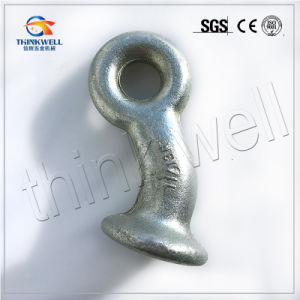 Forging Electric Power Fitting Eye Elephant Foot pictures & photos