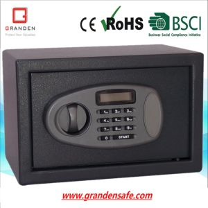Electronics Safe with LCD Display for Office (G-20ELS) Solid Steel pictures & photos