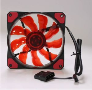 LED PC Cooling Fans DC12025 pictures & photos