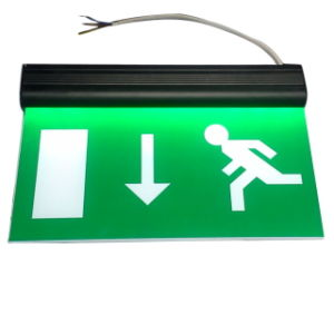 Double Side Rechargeable LED Emergency Light Exit Signs (DSL010AM)