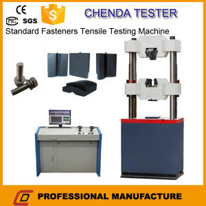 Standard Fasteners Tensile Testing Machine pictures & photos