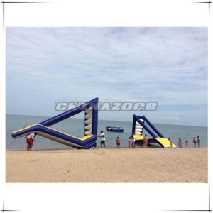 2016 Summer Hot Giant Inflatable Water Slide Aqua Park Toys pictures & photos