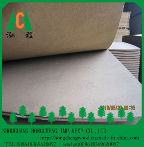 Made in China Waterproof Smooth Surface 1220*2440mm Hardboard pictures & photos