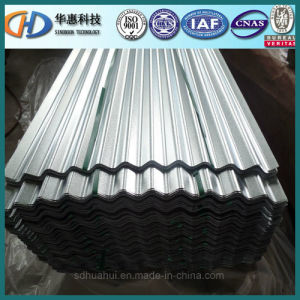 55%Al Gl Roofing Steel Sheet From China pictures & photos