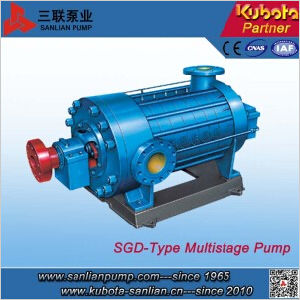 High Pressure Boiler Feed Pump pictures & photos