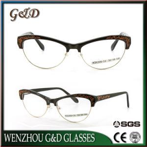 Fashion Design Acetate Spectacle Frame Eyewear Eyeglass Optical Ncd1505-14 pictures & photos