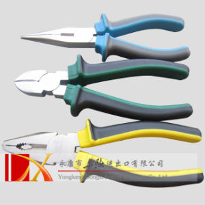 Combination Plier; Carbon Steel Plier