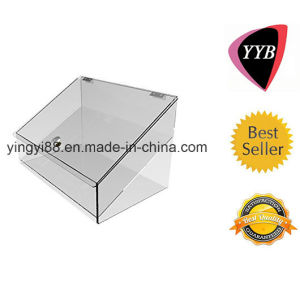 Clear Acrylic Candy Box with Lid (YYB-8030) pictures & photos