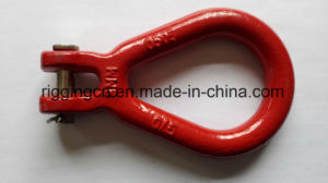 Painted Forged Clevis Pear Ring pictures & photos