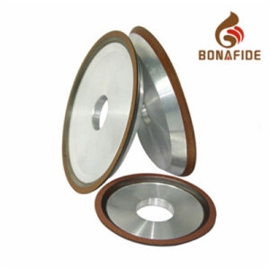 Diamond Resin-Bonded Grinding Wheel with DIP Angle 20° pictures & photos