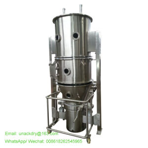 Fluid Bed Top Spray Granulator for Sale pictures & photos