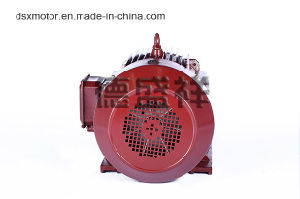 Best Cost-Effective Ie3 Efficiency 37kw Three Phase Asynchronous Electric Motor AC Motor pictures & photos