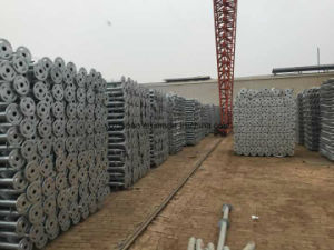 Q235 Ground Screw Anchor Pile for Krinner Foundation pictures & photos