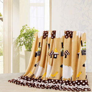 Custom Made Design Printed Blanket Wholesale