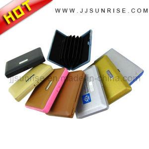 Plastic Card Holder (JJ-P-CRD01(7))