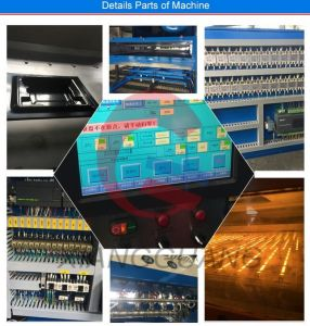 Automatic Factory Sales ABS Thick Sheet Vacuum Forming Machine pictures & photos