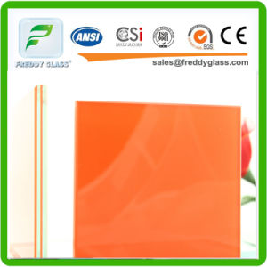 8.38 Blue Laminated Glass for Building Glass pictures & photos