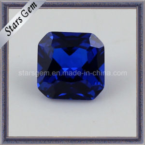 Hot Sale Square Shape Blltiant Cut Spinel pictures & photos